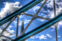 Tower Bridge and The Shard by David Pyatt