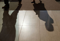 Shadows on floor by lsdpix