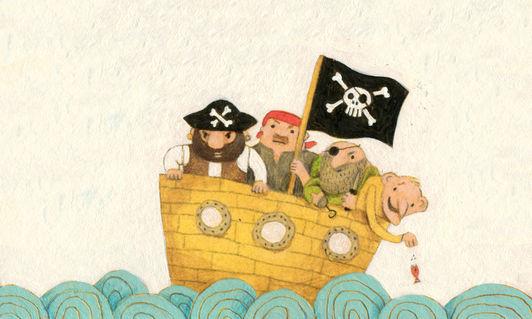 Piraten-kopie