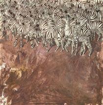Zebras by Constanze  von Kitzing