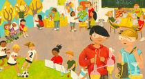 Schule by Constanze  von Kitzing