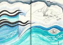 Sketchbook Jak, 94-95 von Anna Asche