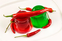 Chili - Jelly II by Jürgen Seibertz