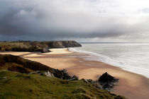 Three Cliffs Bay von Steve Ball