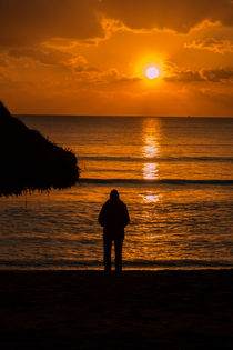 Mallorca - Playa de Palma sundownwer-Dreaming by Jürgen Seibertz