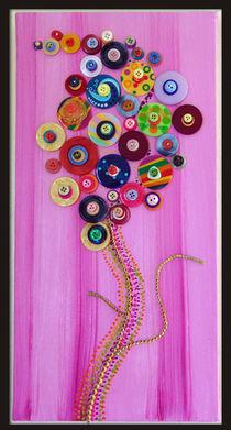 Le' Button Tree von Tina Nelson
