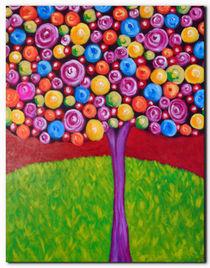 LolliPop Tree by Tina Nelson