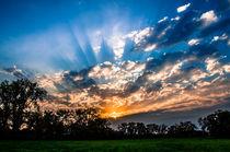 Himmlischer Sonnenuntergang von Marianne Drews