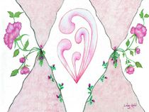 Hearts and Flowers von Linda Ginn