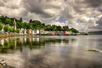 Tobermory's Harbour  by Rob Hawkins