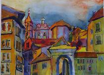 Bergamo by Gerhard Stolpa