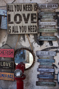 All you need is Love by Giuliano Kullik