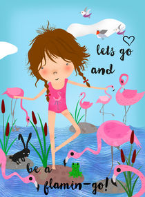 Emma and the Flamingos von Elisandra Sevenstar