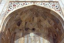 Taj Mahal Facade by Aidan Moran