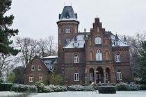 Marienburg 0002 bei Schnee von leddermann