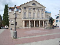 Nationaltheater Weimar by Martin Müller