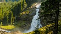Krimmler Wasserfälle by Ralf Warnecke