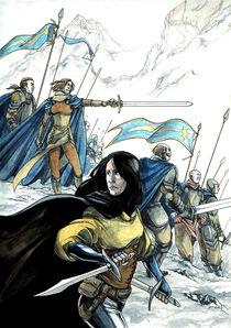 Davra cover art by Anita Kajika