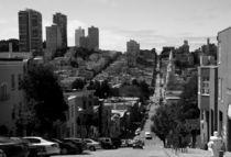 Streets Of San Francisco von Aidan Moran