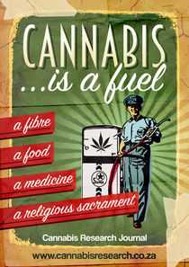 Cannabis is so many things to people von cannabis-retro-artist