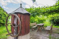 Old water fountain von robert-boss