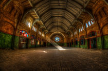 Hall beam by Nathan Wright