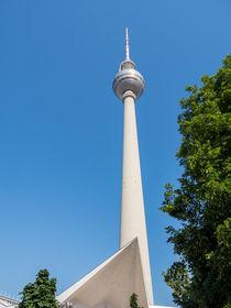 Berliner Fernsehturm von Steffen Klemz