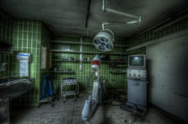 Dark x ray room von Nathan Wright