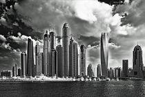Dubai Marina... by Dieter Wundes