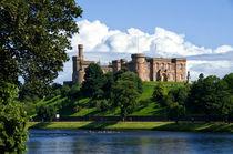 Inverness Castle von Jacqi Elmslie