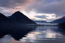 Ruhiger See von Bruno Schmidiger