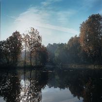 Autumn Reflections by Evgeny Govorov