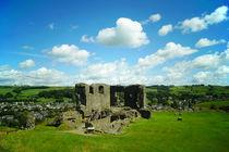 Burgruine Kendal, castle ruins of Kendal von Sabine Radtke