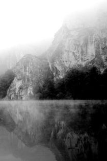Abstract landscape by Zelig von Winkel