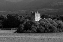 Ross-castle-b-and-w