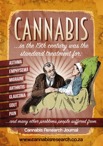 Cannabis in the 19th century by cannabis-retro-artist