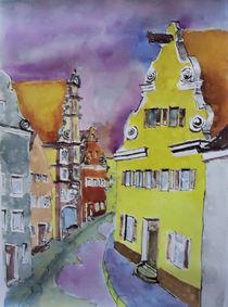Nördlingen 2 by Gerhard Stolpa