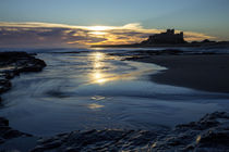 Bamburgh Castle von David Pringle