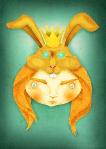 Diana & King Rabbit by kreasimalam