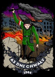 Warsaw Uprising 1944 von kreasimalam