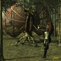 Monsterangriff by Patrick Wandkowski