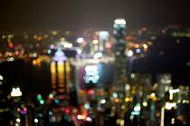Lights of hongkong by Zelig von Winkel