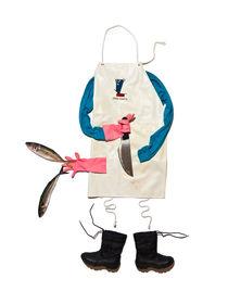 Fishmonger by Marçal Morell