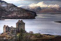Eilean Donan Castle, Scotland. by Derek Beattie
