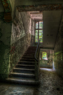 Stairs and windows by Nathan Wright