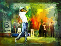 Mercedes Golf Madness by Miki de Goodaboom