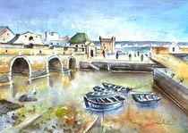Essaouira Harbour 02 von Miki de Goodaboom