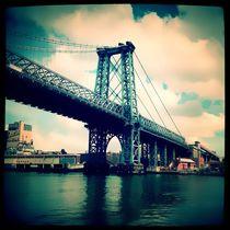 Hudson River Bridges von Isabella Morrien