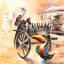 Molly Malone by Miki de Goodaboom