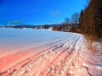 Auf Wanderschaft durchs Winter Wunderland | Landschaftsfotografie by Patrick Jobst